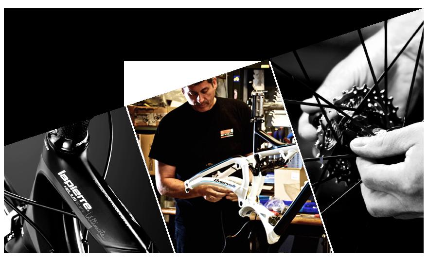 Forma na výrobu bicyklových rámov Lapierre