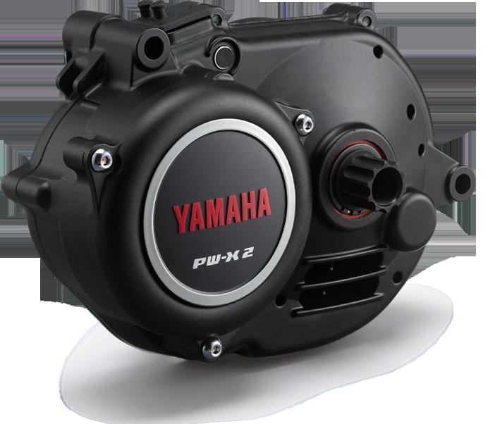 Yamaha PW-X2 motor na elektrobicykel